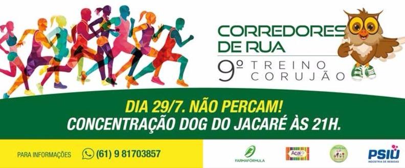 9° TREINO CORUJÃO COHATRAC
