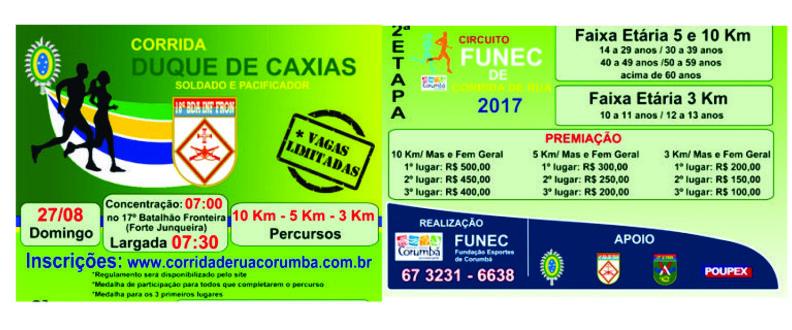 CORRIDA DUQUE DE CAXIAS - 2017