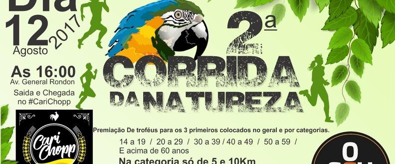 CORRIDA DA NATUREZA