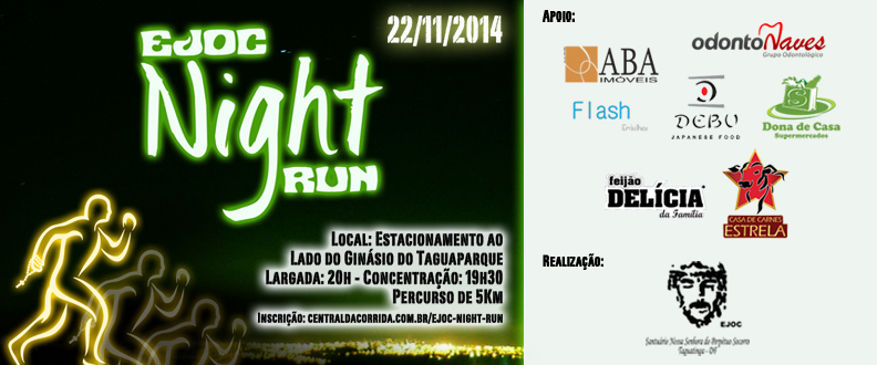 EJOC Night Run