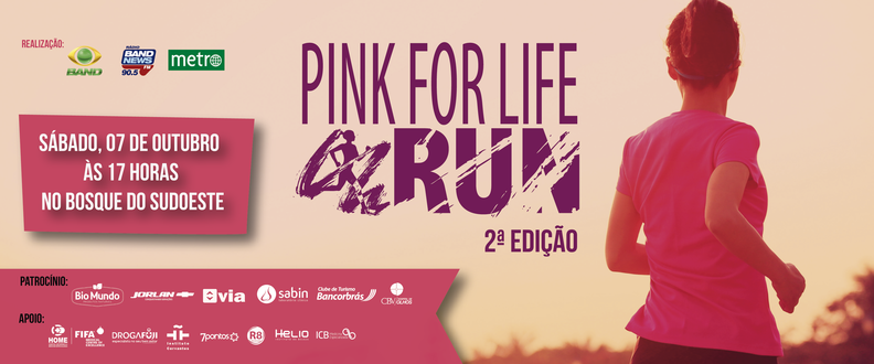 Pink For Life RUN