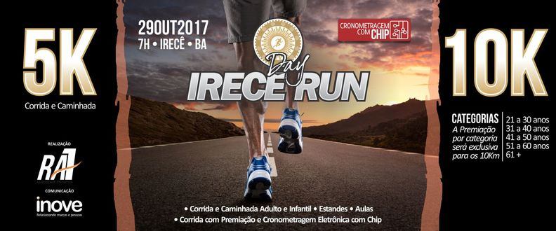 IRECÊ RUN DAY