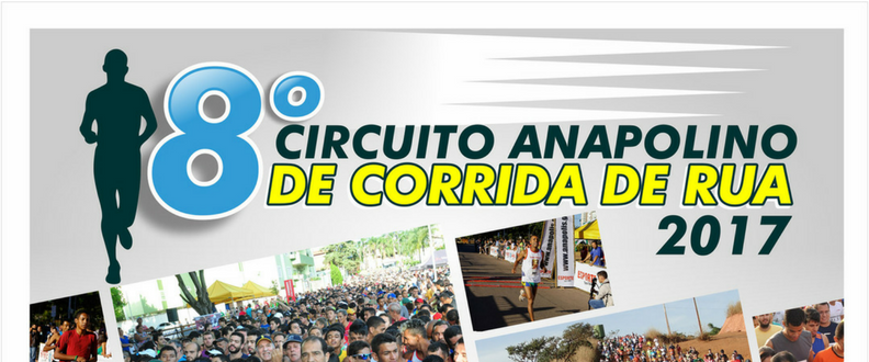 8º CIRCUITO ANAPOLINO DE CORRIDA DE RUA- Etapa 6
