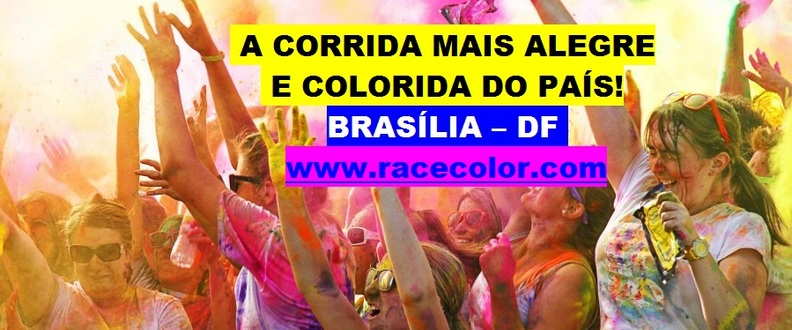 RACE COLOR 5K - BRASÍLIA