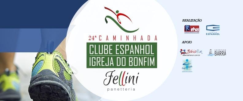CAMINHADA CLUBE ESPANHOL-IGREJA DO BONFIM