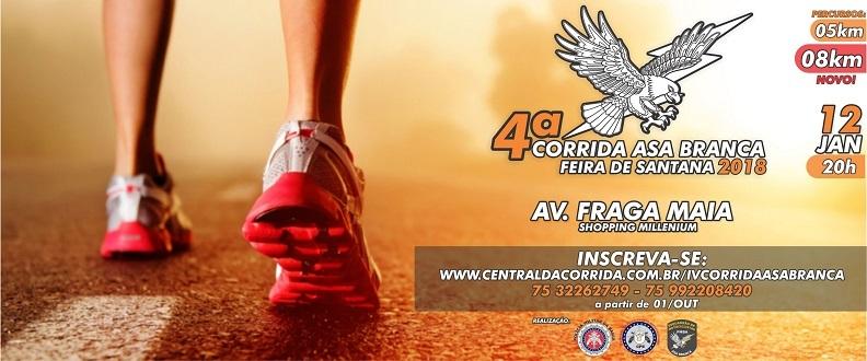 4ª CORRIDA ASA BRANCA