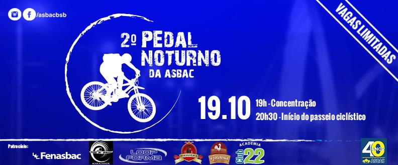 2º Pedal Noturno da Asbac