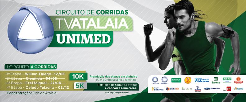 Circuito de Corridas TV ATALAIA UNIMED 2017 - ET 4
