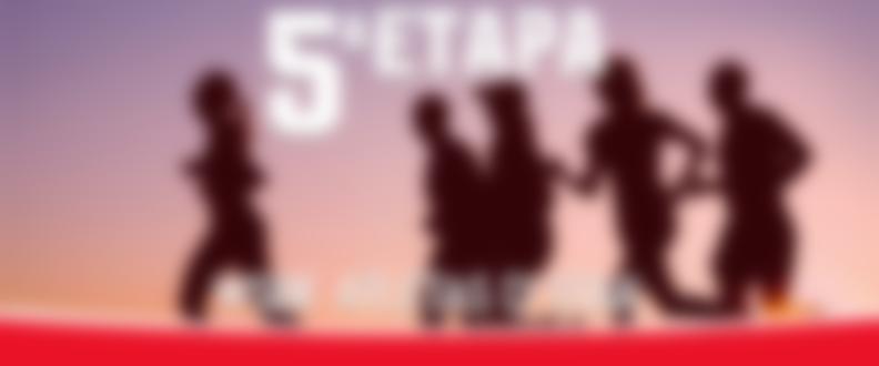 5 etapa central