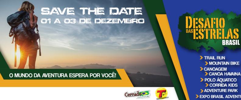 DESAFIO DAS ESTRELAS BRASIL MTB/CAN/VAA/COMBOS