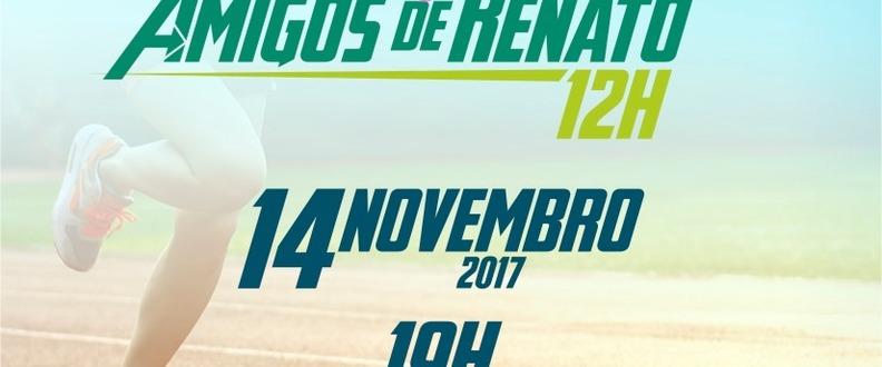 Amigos do Renato - Ultramaratona Desafio 12 horas