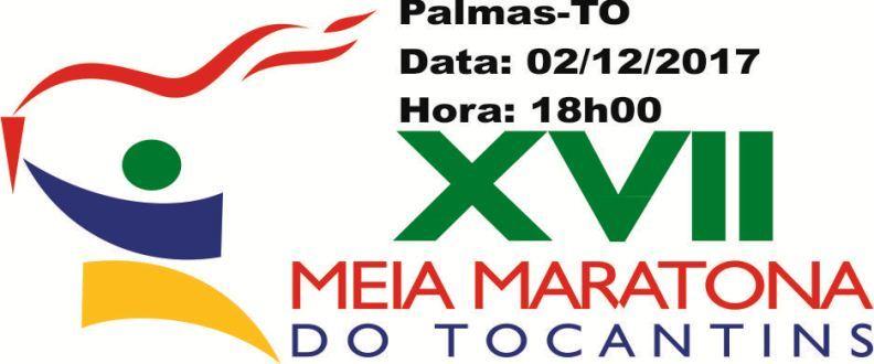 XVII Meia Maratona do Tocantins - 2017