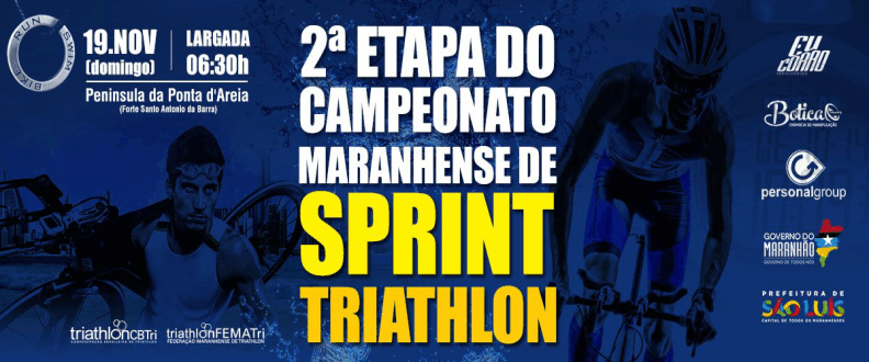 2ª Etapa do Camp. Maranhense de Triathlon 2017
