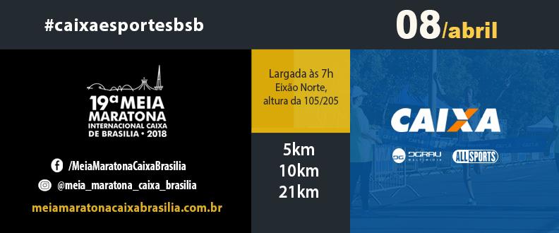 19ª Meia Maratona Internacional de Brasília