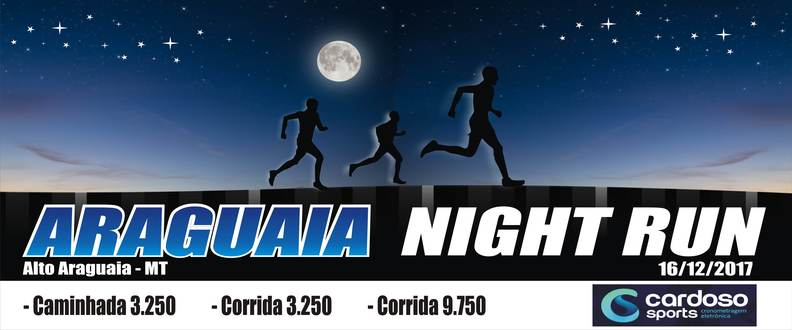 ARAGUAIA NIGHT RUN