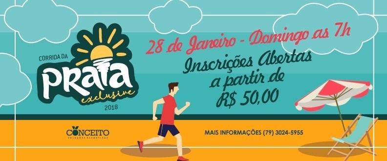 CORRIDA DA PRAIA EXCLUSIVE 2018