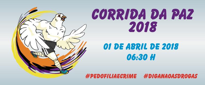 CORRIDA DA PAZ 2018