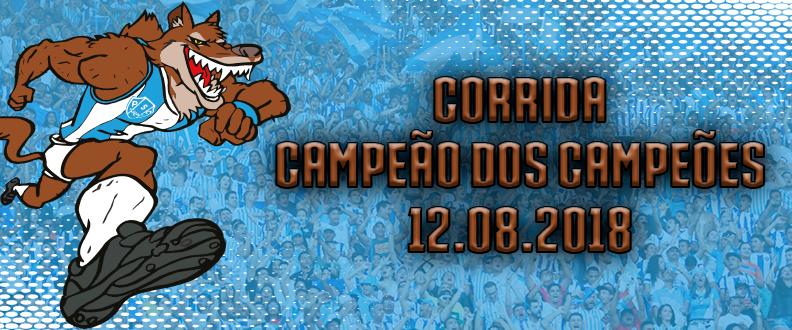 CORRIDA CAMPEÃO DOS CAMPEÕES