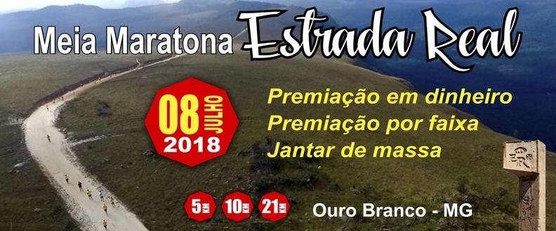 Meia Maratona Estrada Real