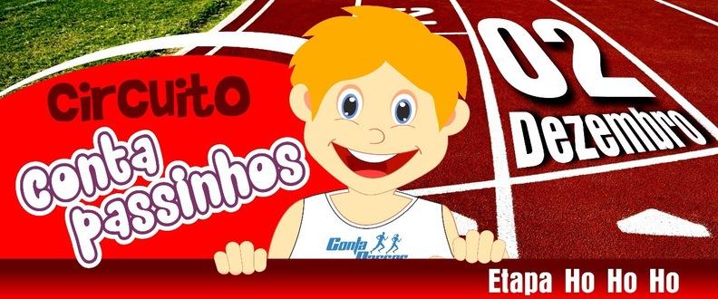 CIRCUITO CONTA PASSINHOS - Etapa HoHoHo