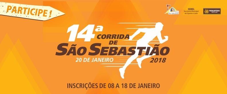 14ª CORRIDA DE SÃO SEBASTIÃO