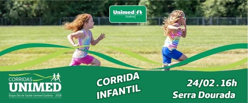 Corrida Infantil Unimed - 2018