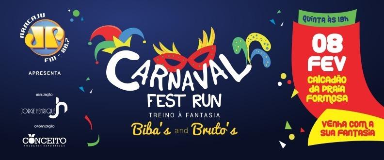 Carnaval Fest Run - Treino a Fantasia