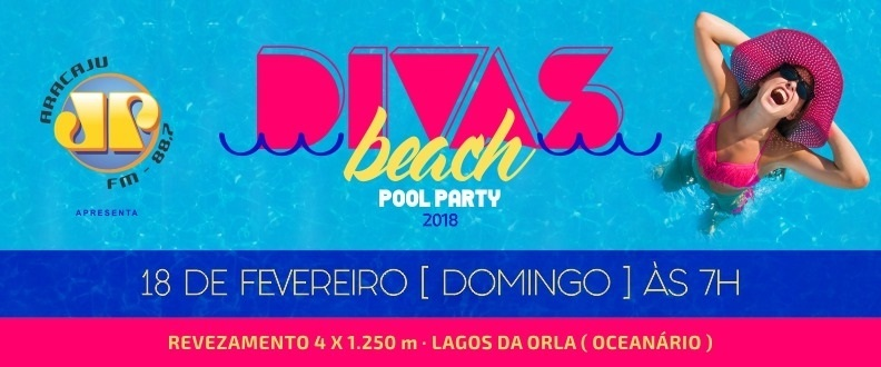 DIVAS BEACH - POOL PARTY