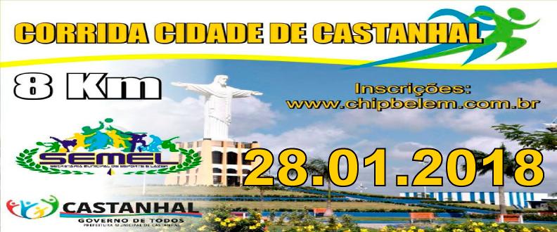 CORRIDA CIDADE DE CASTANHAL