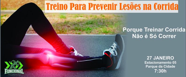 Treino Para Prevenir Lesões na Corrida