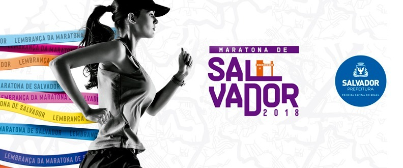 MARATONA CIDADE DE SALVADOR 2018