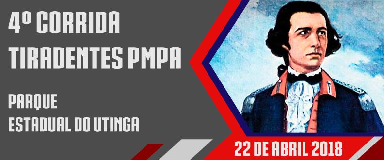 4º CORRIDA TIRADENTES PMPA