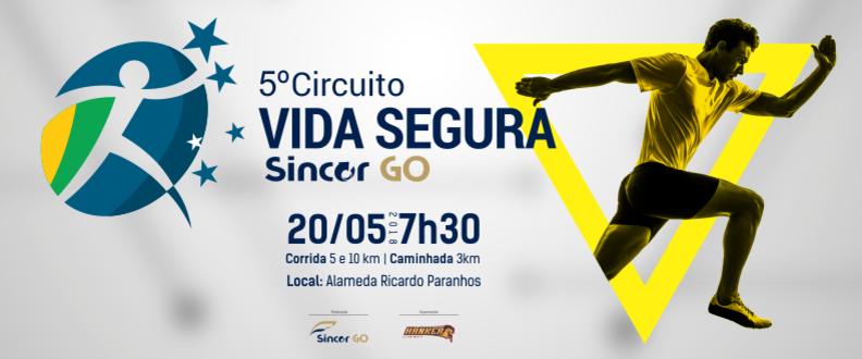 Circuito Vida Segura – SINCOR/GO