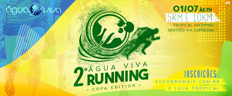 2º AGUA VIVA RUNNING - copa edition
