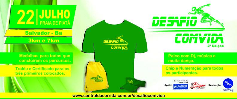 2° DESAFIO COMVIDA