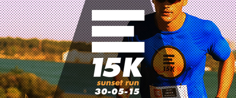 15k EcoCross Sunset 2015
