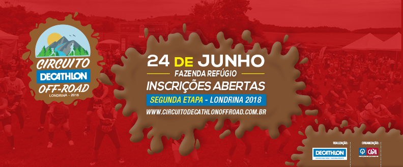 Circuito Decathlon Off Road – 2º Etapa