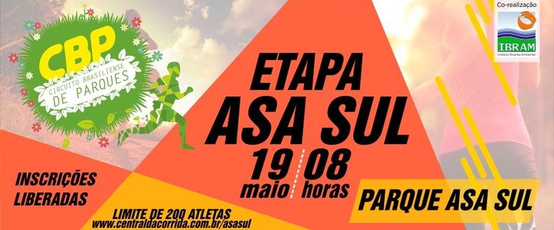 Circuito Brasiliense de Parques - Etapa Asa Sul