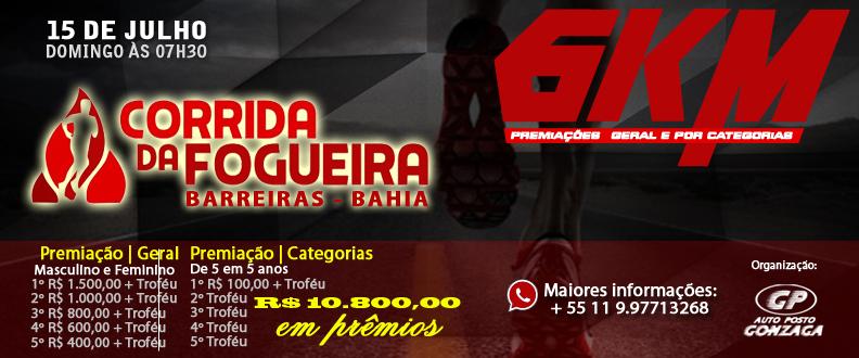 CORRIDA DA FOGUEIRA BARREIRAS BA