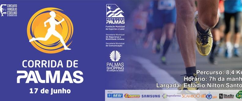 Corrida de Palmas 2018