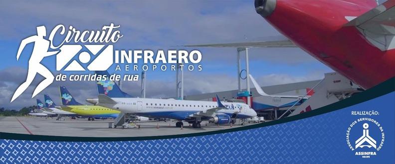 CIRCUITO INFRAERO DE CORRIDAS DE RUA - BSB