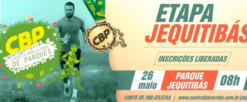 Circuito Brasiliense de Parques - ETAPA JEQUITIBÁS
