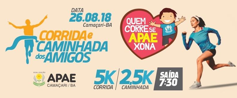 CORRIDA APAE CAMAÇARI