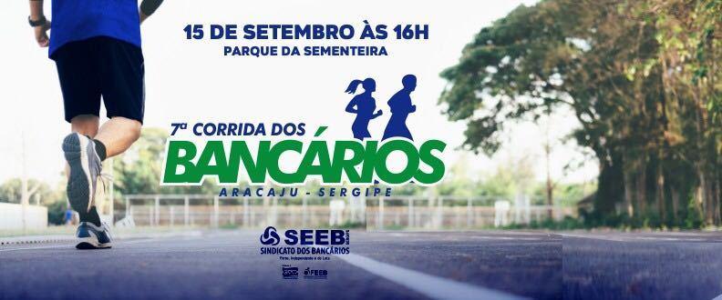 7ª CORRIDA DOS BANCÁRIOS - 2018