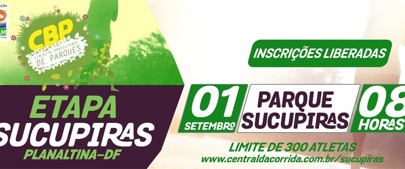Etapa Sucupiras - Circuito Brasiliense de Parques