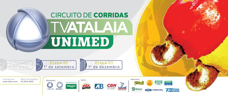 Circuito de Corridas Tv Atalaia UNIMED 2018