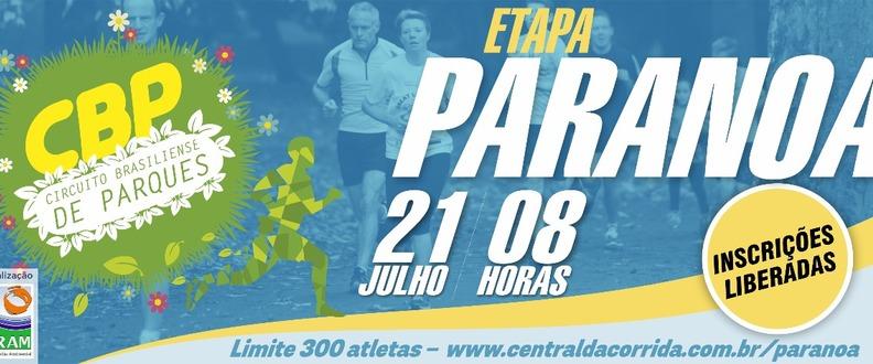 Etapa Paranoá -  Circuito Brasiliense de Parques