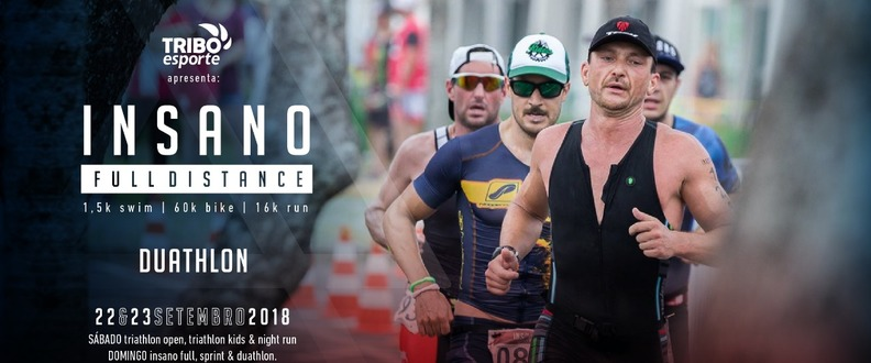 INSANO TRI SERIES - DUATHLON