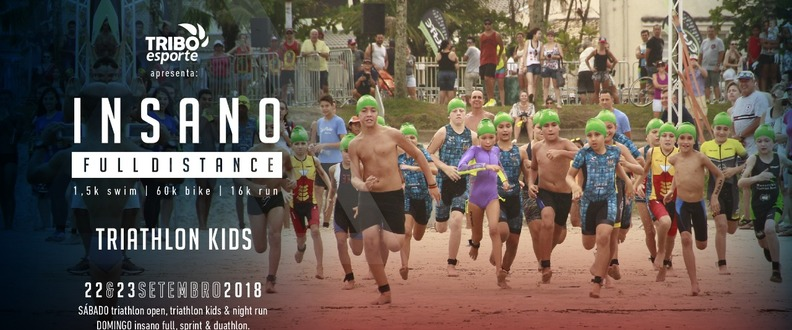 INSANO TRI SERIES KIDS