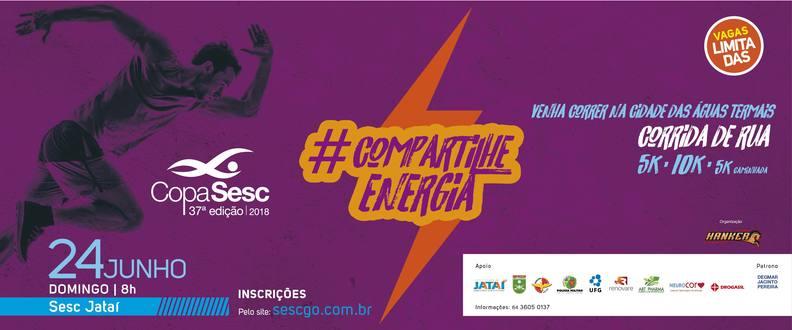 Copa SESC - Corrida de Rua Jataí 2018